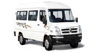 Luxury Tempo Traveller